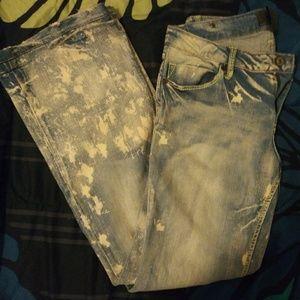 Tyler Slye jeans